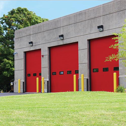 industrial garage doorsCommercial Garage Doors Champaign IL  CDOHDCOM