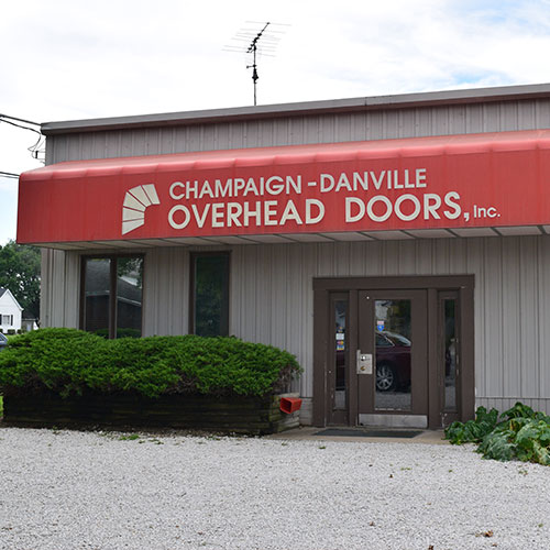 Garage Door Contractor Champaign IL