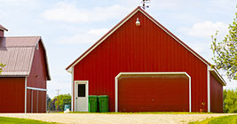Agriculture Garage Doors champaign il