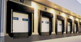 commercial garage doors champaign il