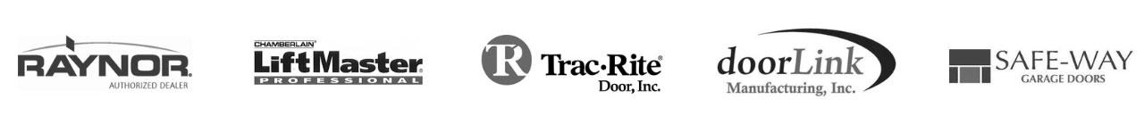 Garage Door Companies